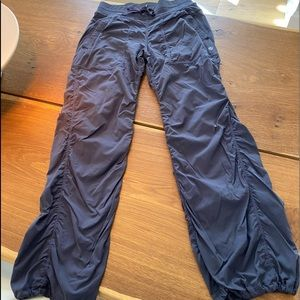Lululemon dance studio pants size 4 unlined